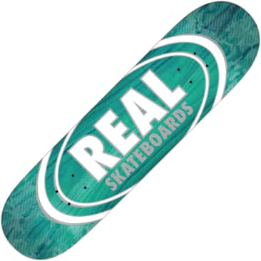 """Real Oval Patterns Team series deck (7.75"""")"""