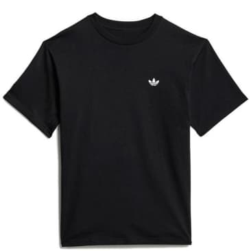 adidas Skateboarding 4.0 Logo T-Shirt - Black