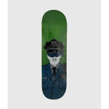 Doomsayers Club Corp Cop Skateboard Deck 8.25""