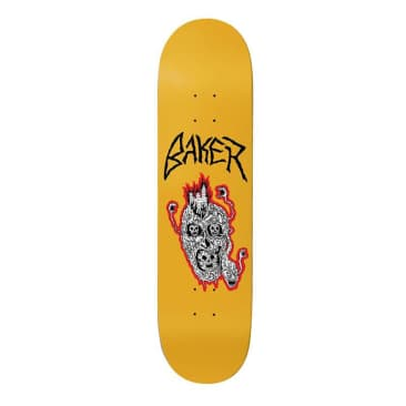 Baker Riley Judgement Day Deck (8.0)