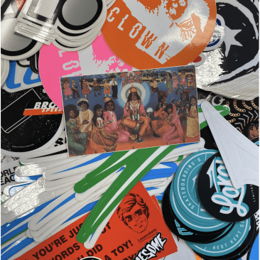 Random Sticker Pack Bundle 1