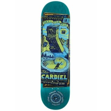 "Anti Hero - Cardiel Maps/Homes Deck (8.62"")"