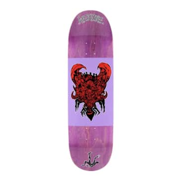 """Welcome Menagerie on Baculus 2 (Purple Stain) Deck - 9"""""""