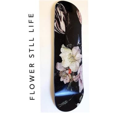 Poetic Collective Flower Still Life deck