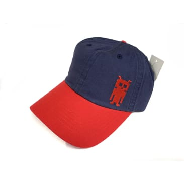 Darkroom Skateboards Washed Invader Twill Hat