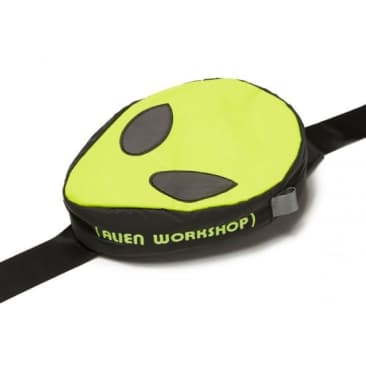Alien Workshop Alien Hip Pack Bag Green