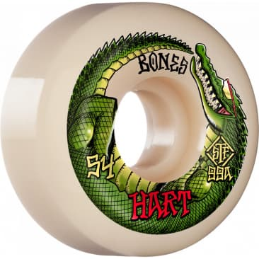 BONES 52mm Hart Speed Gators STF Wheels