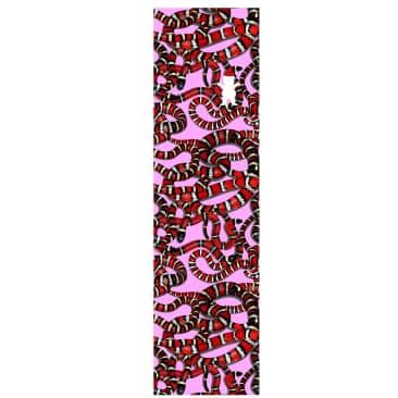 Grizzly Snake Eyes Griptape Red