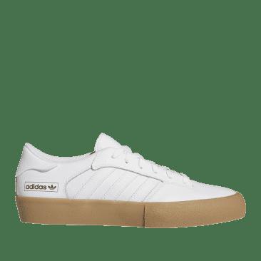 adidas Skateboarding Matchbreak Super Shoes - Ftwr White / Ftwr White / Gum 4