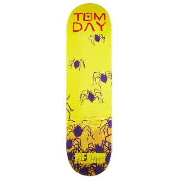 Heroin Tom Day Giallo Deck - 8.5