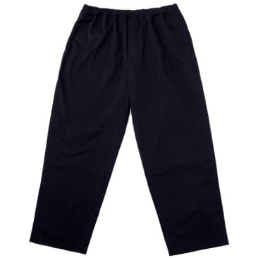 Grand Collection Cotton Pants - Black