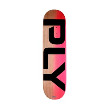 """Ply Pink   8.125"""""""