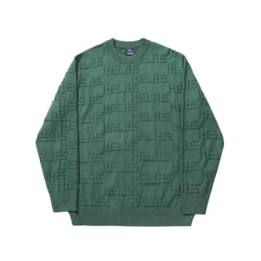 Helas - On Repeat Knit - Green
