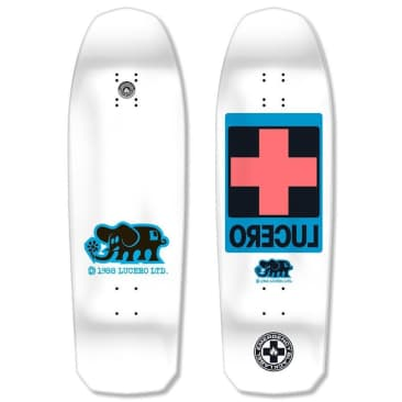 Black Label Lucero CROSS White Dipped Deck (10)