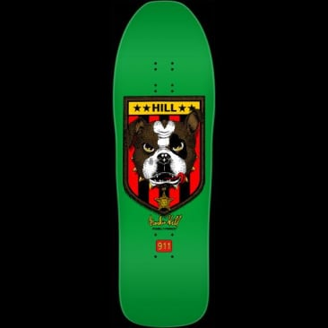 "Powell - Frankie Hill Bulldog Deck (10"")"