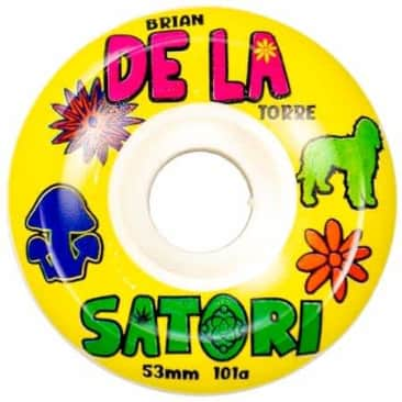 Satori - Dela Conical Wheels (53mm)