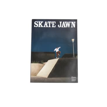 """SKATE JAWN-""""PHOTO ISSUE 2021"""""""