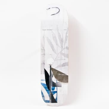 Isle Sculpture Series Restock Casper Brooker Deck 8.5""