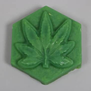 Ganj Wax 'Raspberry Scent' Large Wax (Lumo)