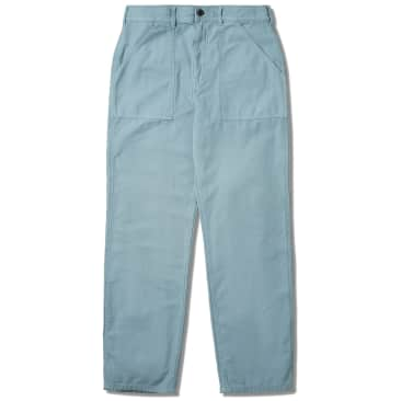 Stan Ray Fat Pant - Grey Blue Sateen