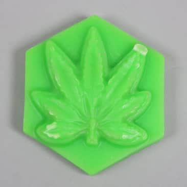 Ganj Wax 'Lemon' Large Wax (Lemon)