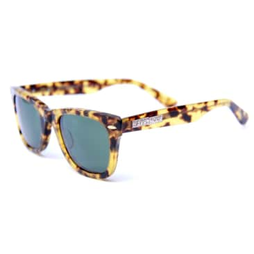 Happy Hour - The Dylans Top Shelf Polarized Shades (Tokyo Tortoise)