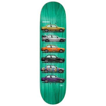 Real Wair Customs Twin Tail Deck - 8.0