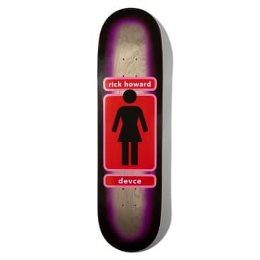 """Girl Howard 93 Till Skateboard Deck 8.125"""""""
