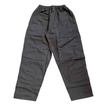 Southside 94 Script Pant Embroidered Gray