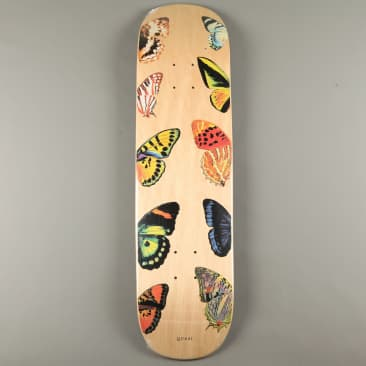 """Quasi 'Butterfly - Two' 8.25"""" Deck"""