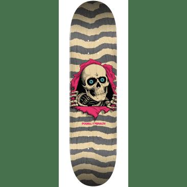 Powell Peralta Ripper Deck - Natural/Grey 8.25