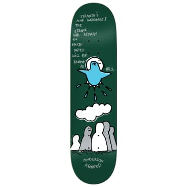 Krooked Anderson Hell Deck 8.25""