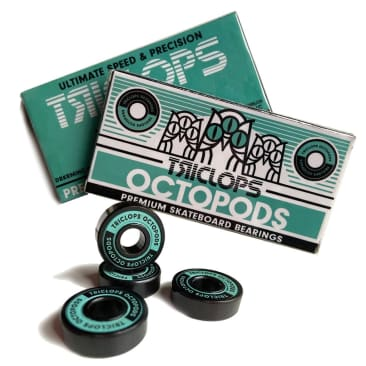 Triclops 'Octopods' ABEC-5 Bearings