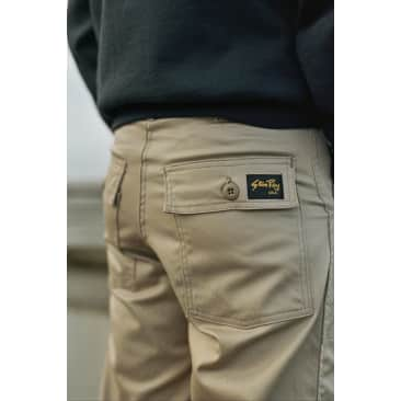 Original Fatigue Pant Khaki Twill