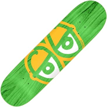 "Krooked Team Eyes deck (8.06"", green)"