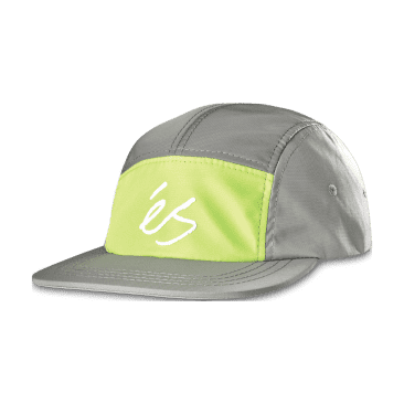 Es - Block HD Camper hat (grey/green)