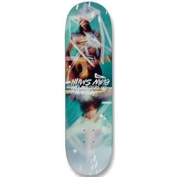 "Uma Landsleds Evan ""Taped Up"" deck 8.25"""