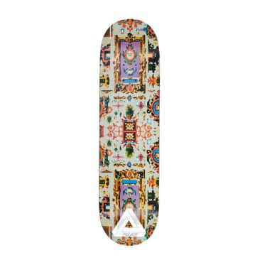 Palace S25 Pro Jamal Smith Deck - 8.25""
