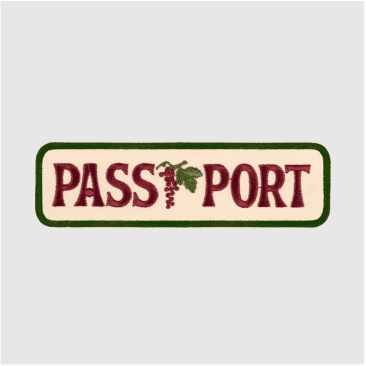Pass Port - Life Of Leisure Patch