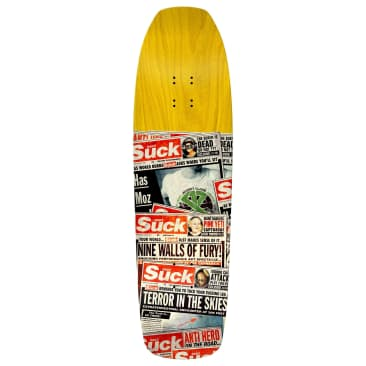 Anti Hero Deck Grosso The Daily Suck 9.25""