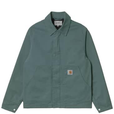 Carhartt WIP Arcan Jacket - Eucalyptus (Rinsed)