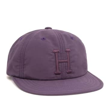 HUF Formless Classic H 6 Panel Hat - Plum