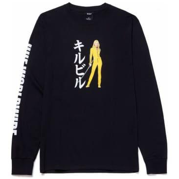 HUF x Kill Bill Black Mamba T-Shirt - Black