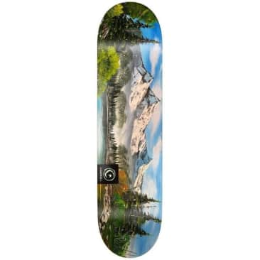 Foundation Aiden Campbell Scapes Skateboard Deck - 8.25