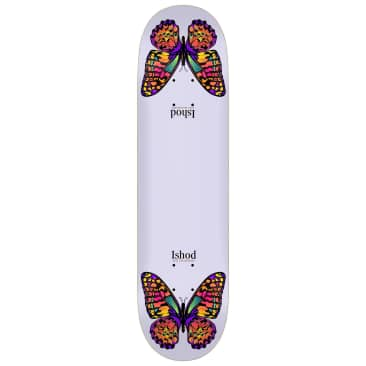 "Real - Ishod Monarch Twin Tail Slick Deck (8.3"")"
