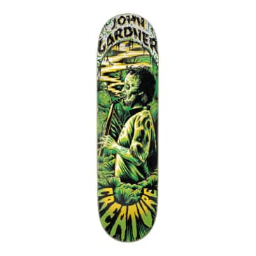 "Creature Gardner Horrifico 8.51"" Deck"