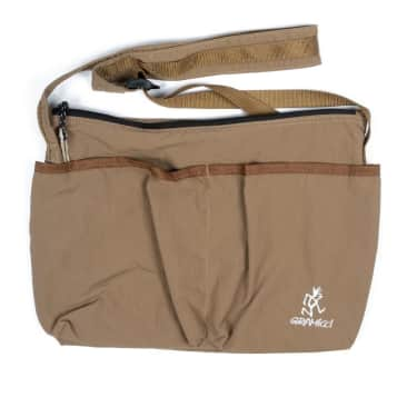 Gramicci Utility Sacoche Bag - Tan