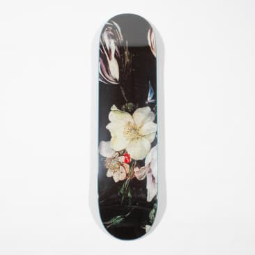Poetic Collective Flower Skateboard Deck - 8.125