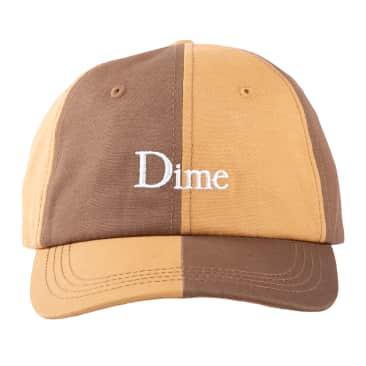 Dime Classic Two Tone Cap - Tan