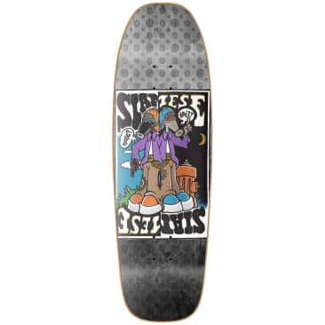 New Deal Skateboards - Siamese DoubleKick